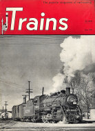 Trains Vol. 11 No. 8 Magazine