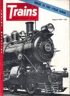Trains Vol. 14 No. 10 Magazine