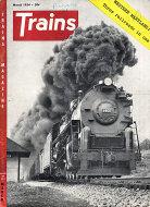 Trains Vol. 14 No. 5 Magazine