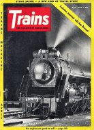 Trains Vol. 14 No. 6 Magazine
