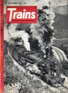 Trains Vol. 15 No. 11 Magazine