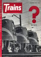 Trains Vol. 15 No. 2 Magazine