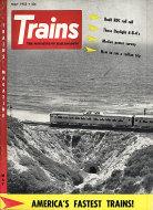 Trains Vol. 15 No. 7 Magazine