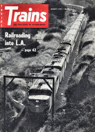 Trains Vol. 19 No. 10 Magazine