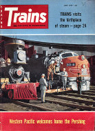 Trains Vol. 19 No. 8 Magazine
