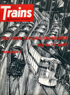 Trains Vol. 25 No. 5 Magazine