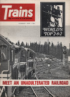 Trains Vol. 29 No. 3 Magazine