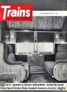 Trains Vol. 30 No. 1 Magazine