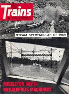 Trains Vol. 30 No. 5 Magazine