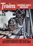 Trains Vol. 33 No. 1 Magazine