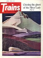 Trains Vol. 35 No. 6 Magazine