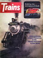 Trains Vol. 36 No. 10 Magazine
