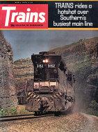 Trains Vol. 36 No. 6 Magazine