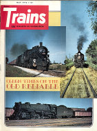 Trains Vol. 36 No. 7 Magazine