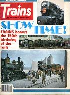 Trains Vol. 37 No. 11 Magazine
