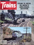 Trains Vol. 38 No. 1 Magazine