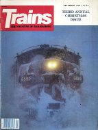 Trains Vol. 39 No. 2 Magazine