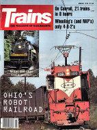 Trains Vol. 39 No. 5 Magazine