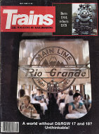 Trains Vol. 40 No. 7 Magazine
