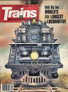 Trains Vol. 42 No. 5 Magazine