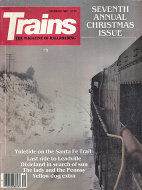Trains Vol. 43 No. 2 Magazine