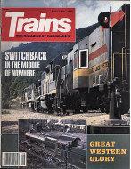 Trains Vol. 45 No. 10 Magazine
