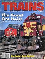 Trains Vol. 55 No. 3 Magazine