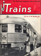 Trains Vol. 9 No. 11 Magazine