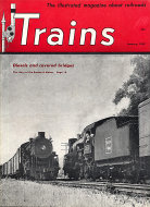 Trains Vol. 9 No. 3 Magazine