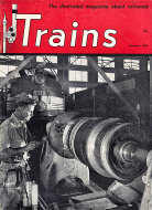 Trains Vol. 9 No. 4 Magazine
