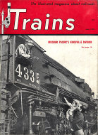 Trains Vol. 9 No. 8 Magazine