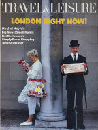 Travel & Leisure: London Right Now Magazine