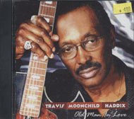 Travis Moonchild Haddix CD