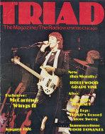 Triad Vol. 4 No. 8 Magazine