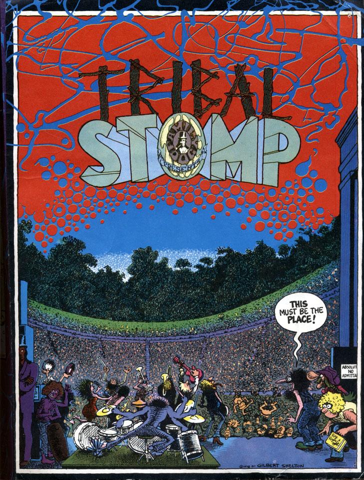 Tribal Stomp Program