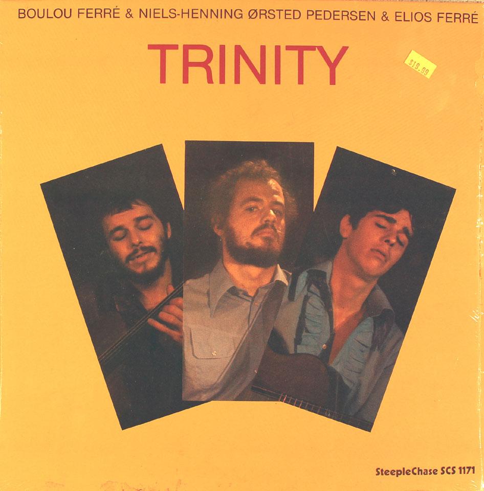 "Trinity Vinyl 12"" (New)"