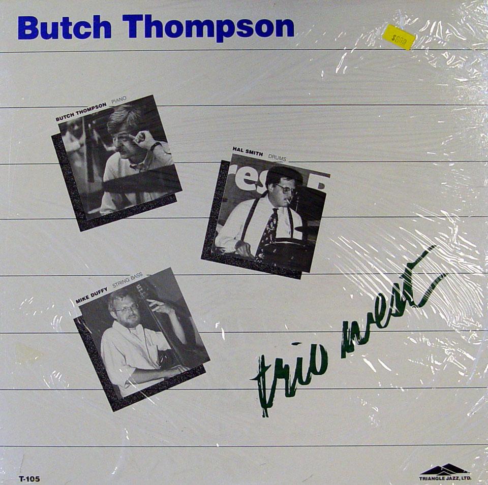 """Trio West Vinyl 12"""" (New)"""