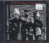 Trio X CD