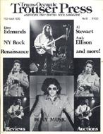 Trouser Press Issue 12 Magazine