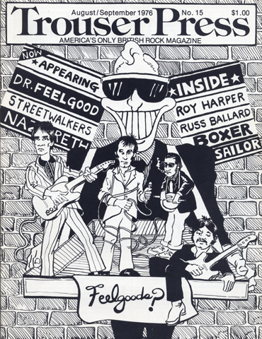 Trouser Press Issue 15