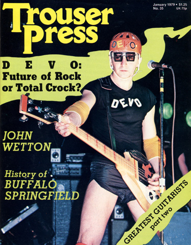 Trouser Press Issue 35