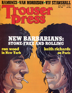 Trouser Press Issue 40 Magazine