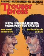Trouser Press Issue 40 Magazine