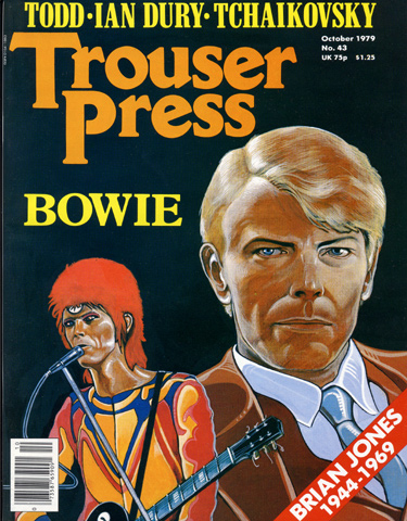 Trouser Press Issue 43