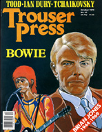 Trouser Press Issue 43 Magazine