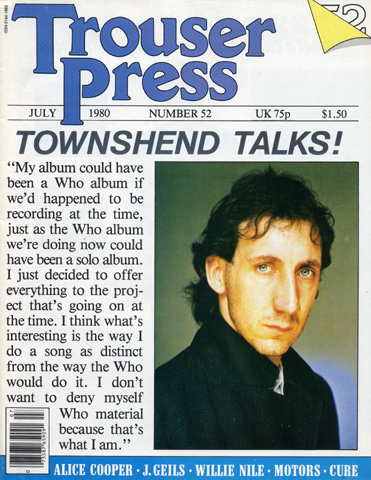 Trouser Press Issue 52