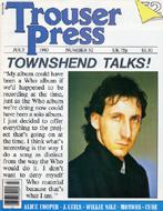 Trouser Press Issue 52 Magazine