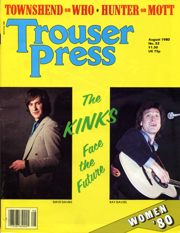 Trouser Press Issue 53