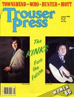 Trouser Press Issue 53 Magazine