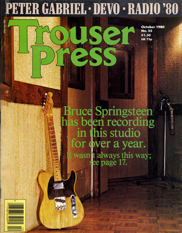 Trouser Press Issue 55